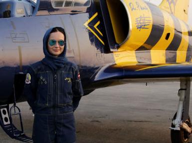 (تصاویر) گزارش خبرگزاری روس از نمایشگاه هوایی کیش