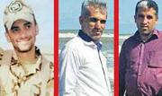 سه قربانی در ماجراجویی مرگبار