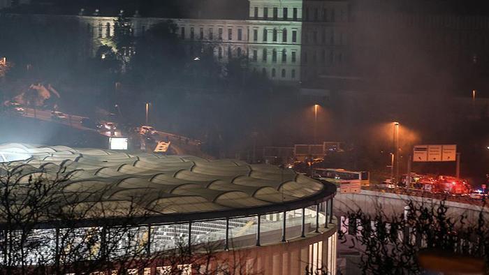 (تصاویر) انفجار در نزدیکی میدان تقسیم استانبول