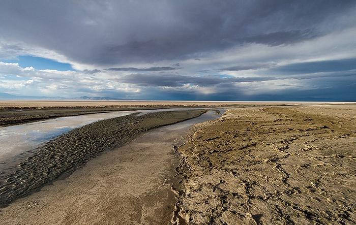 (تصاویر) حال این روزهای دریاچه ارومیه
