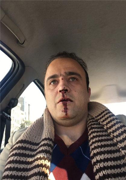 لیدر جنجالی استقلال بازداشت شد