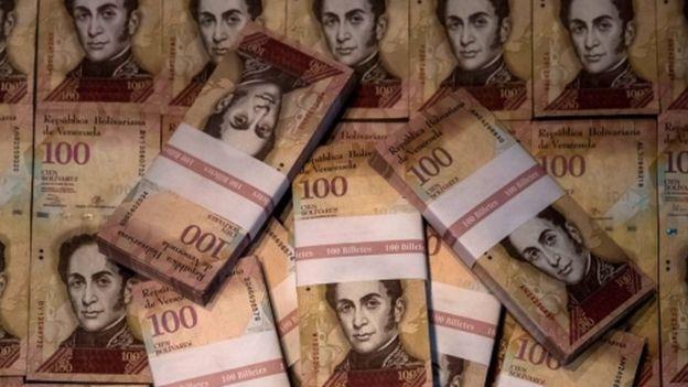چرا در ونزوئلا باید با کیسه پر از اسکناس به خرید رفت؟