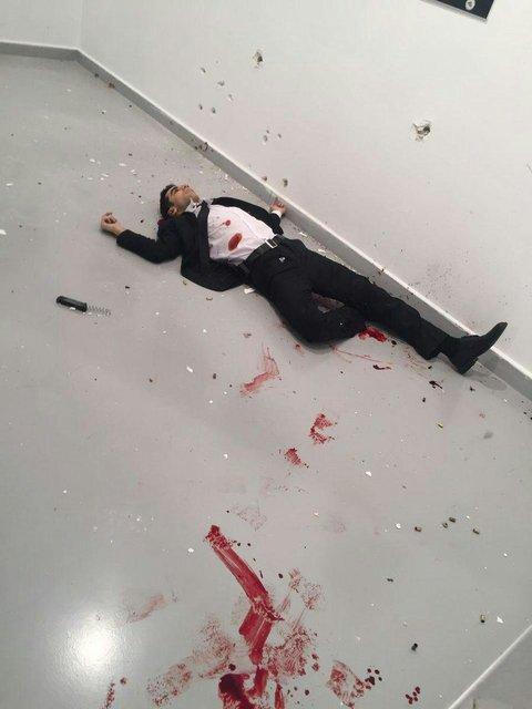 سفیر روسیه در ترکیه ترور شد