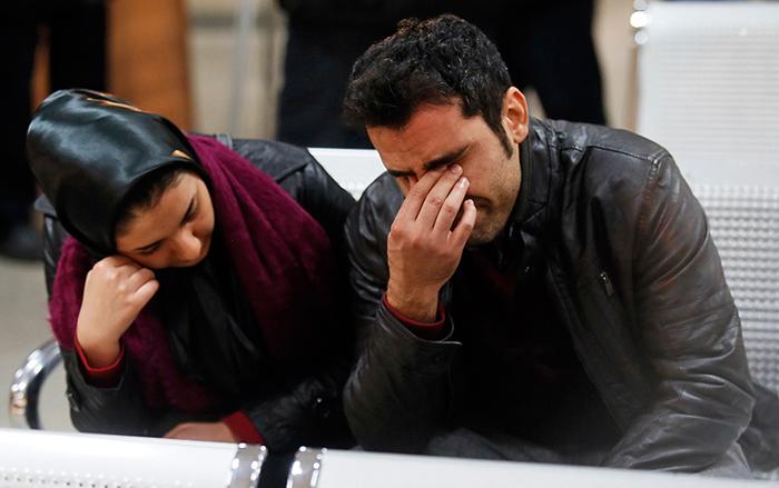 (تصاویر) قربانیان حادثه قطار در پزشکیقانونی