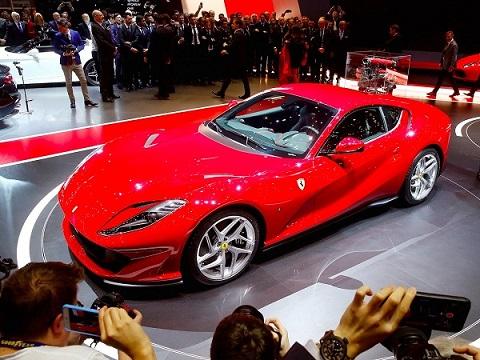 (تصاویر) گرانترین خودروهای 2017 کدامند؟