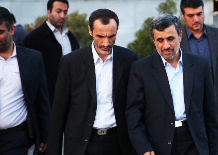 بازی احمدینژاد