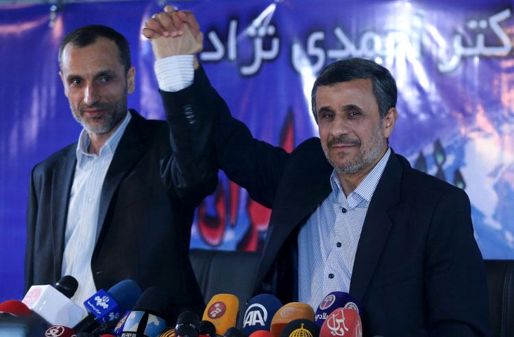 دادستان کل کشور از احمدینژاد و بقایی شکایت کرد