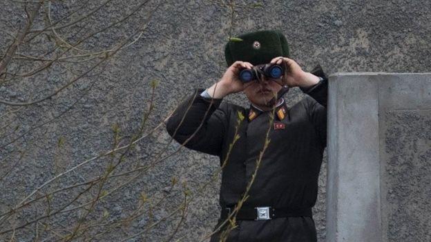 صدای پای جنگ در کره شمالی