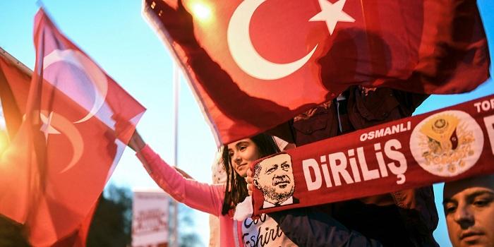 واکنش رسانههای خارجی به نتیجه رفراندوم در ترکیه
