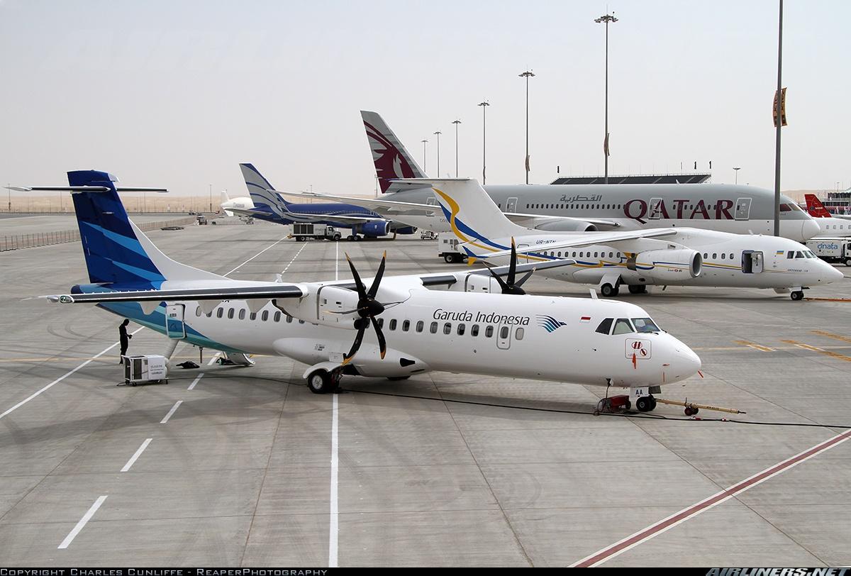 مشخصات فنی هواپیمایی ATR