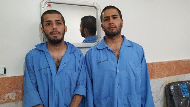 (عکس) سارقان شیشهای زنان دستگیر شدند