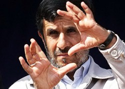 از برخورد دو قطار تا محمود احمدینژاد!