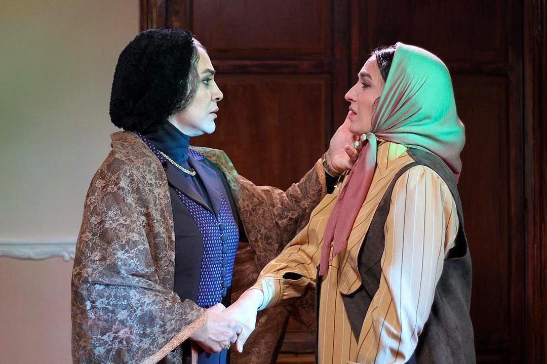 اولین عکس رویا نونهالی و گلاره عباسی در «شهرزاد ۲»