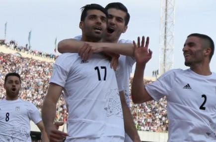 لبخند ایران به جامجهانی