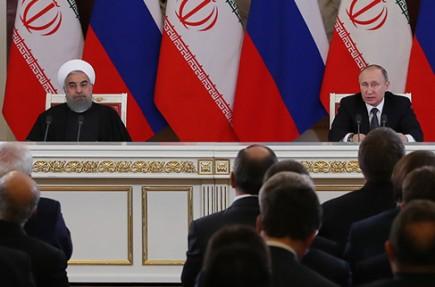 روابط ایران و روسیه از سطح روابط عادی فراتر رفته است