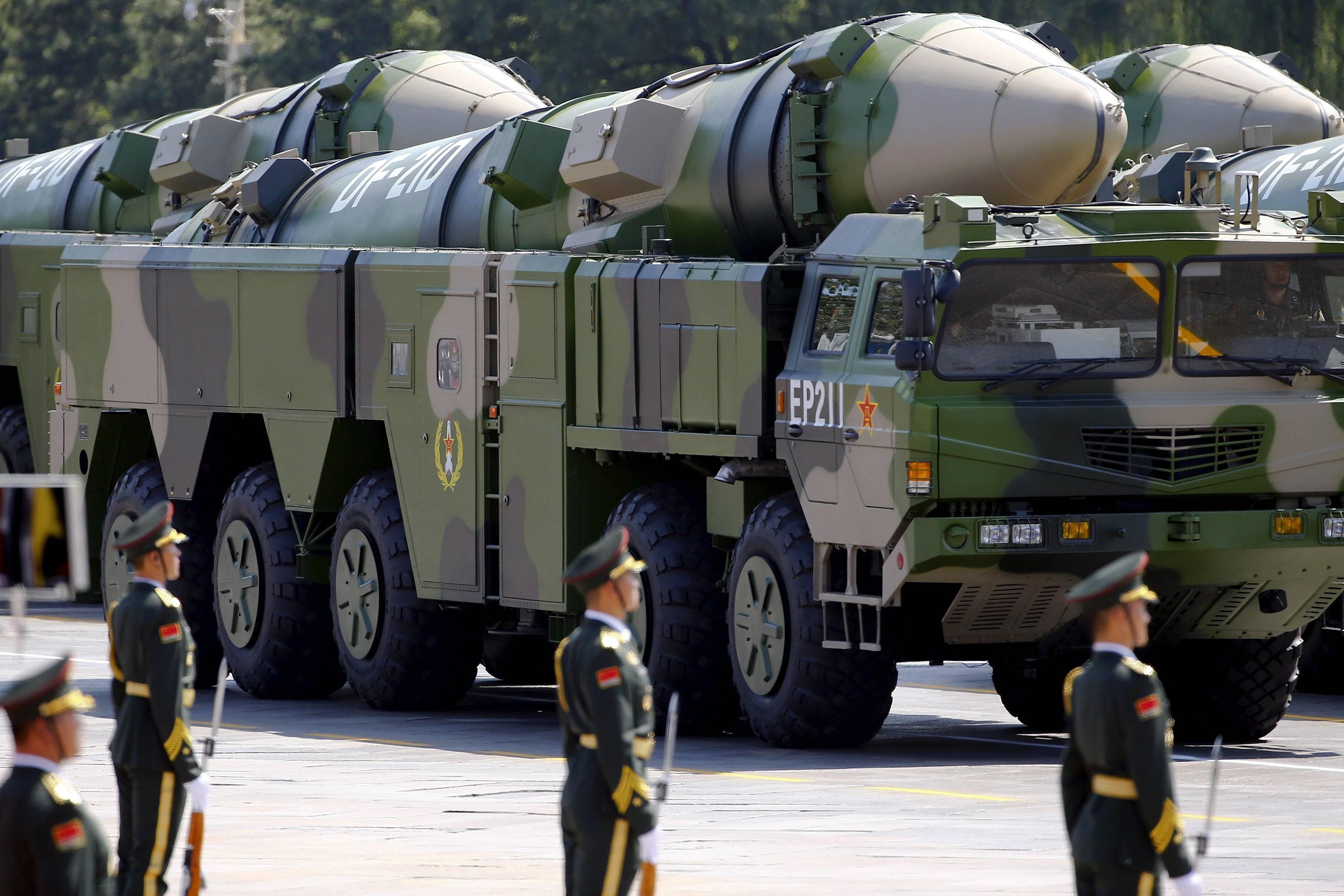 قویترین سلاحهای ارتش چین