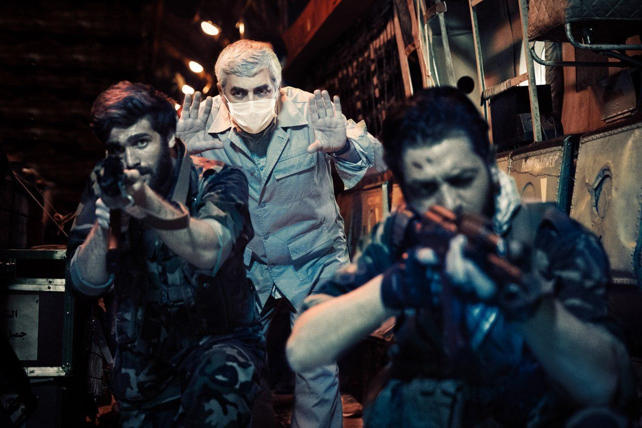 بازیگران مطرح عرب در فیلم تازه حاتمی کیا