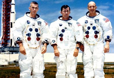 (تصاویر) درگذشتِ یکی از پیشگامان فضانوردی جهان