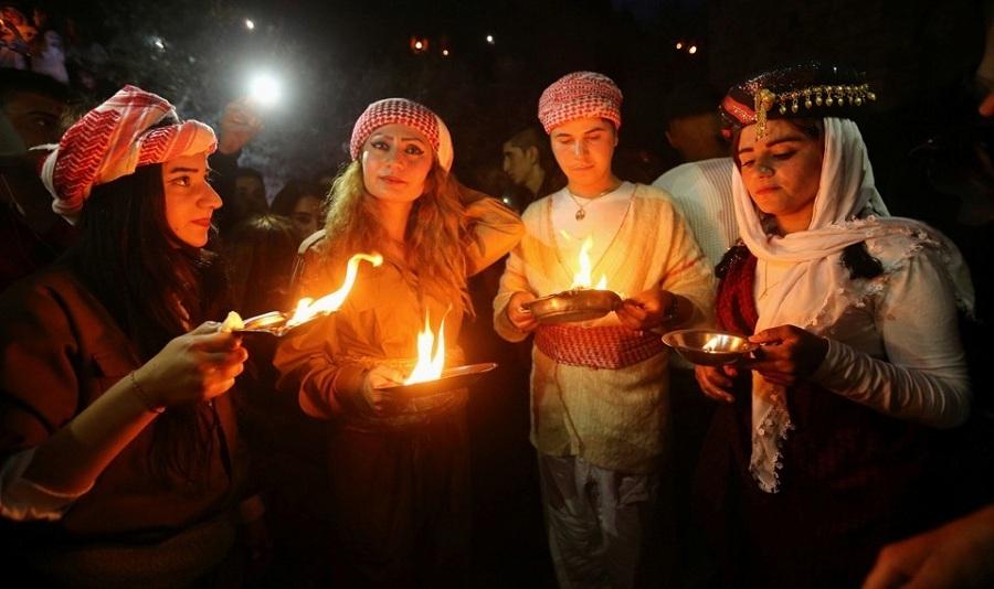 چگونه داعش مذهب ایزدیها را تغییر داد؟