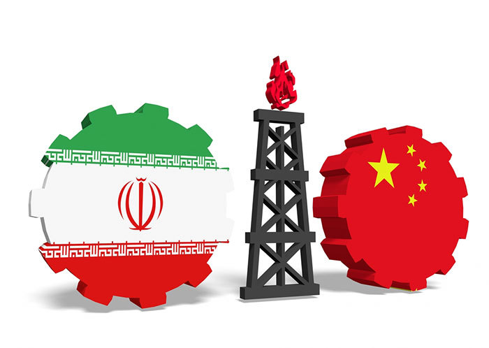 صادرات ایران به چین