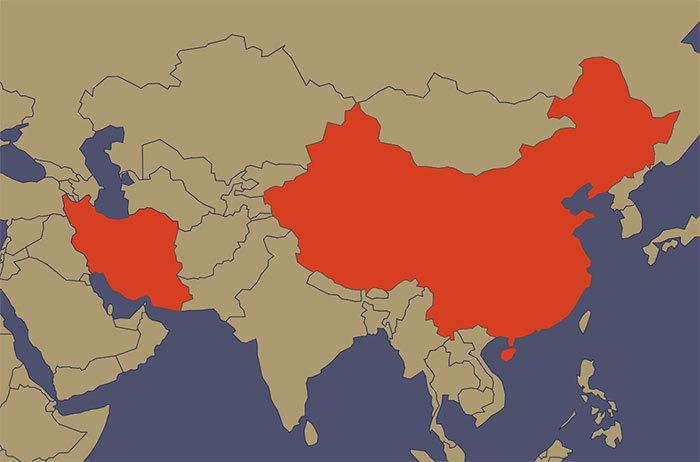پایان روزهای خوش ایران و چین؟!
