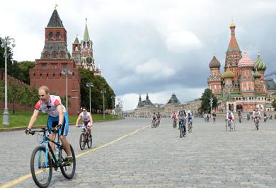 (تصاویر) مسکو در ۱۰۰ سال پیش و اکنون