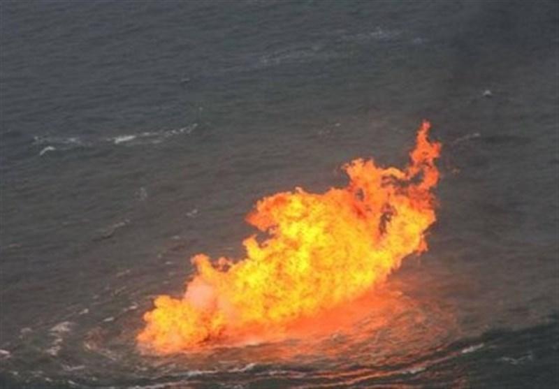 تصویر هولناک از آخرین وضعیت نفتکش سانچی