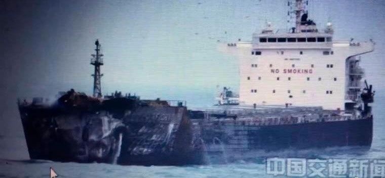 راز نجات چینیها در حادثه نفتکش چه بود؟