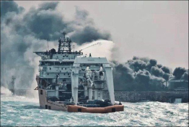 برقراری«خارج از نوبت»مستمری خانواده دریانوردان سانچی