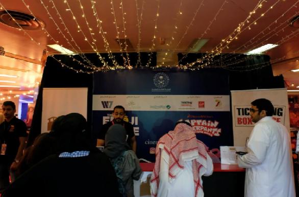 بازگشایی سینماهای عربستان پس از ۳۵ سال
