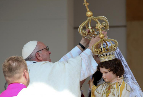 (تصاویر) سفر پر حاشیه پاپ به آمریکای لاتین