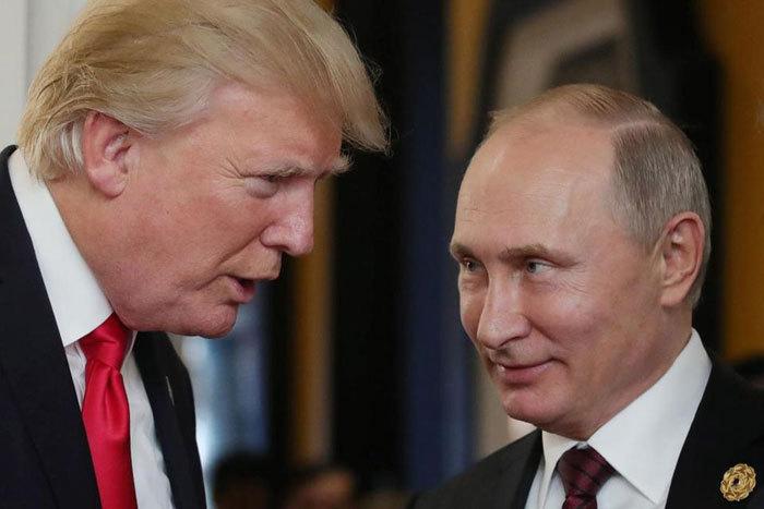 4 دلیل برای شکست دوستی پوتین و ترامپ
