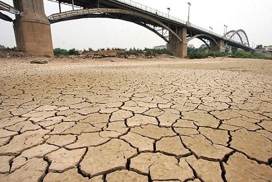 گزارش لس آنجلس تایمز از رابطه خشکسالی و ناآرامی های ایران