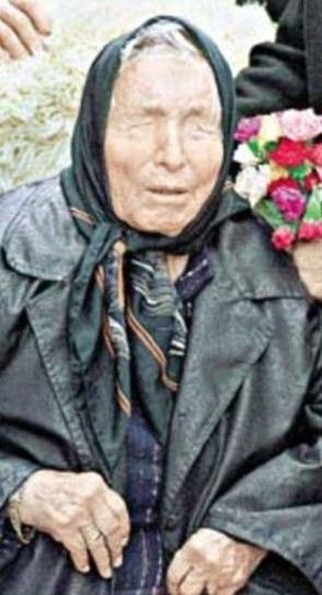 پیشگوییهای زن معروف بلغاری برای ۲۰۱۸