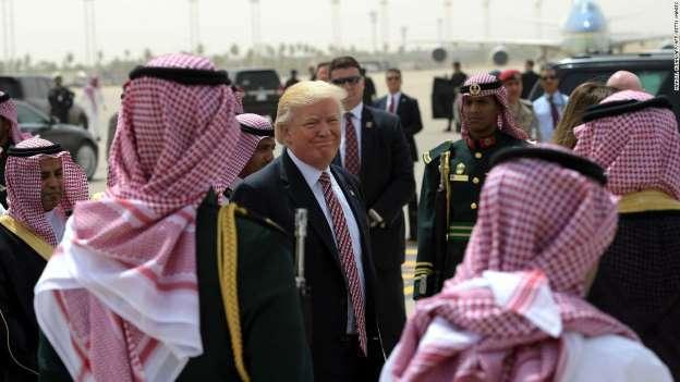 ترامپ در اولین سال ریاست جمهوری با خاورمیانه چه کرد؟