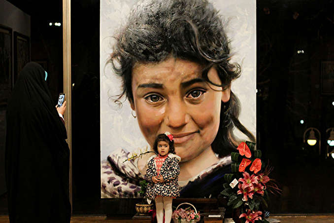 امروز به روایت تصویر// اختتامیه موسیقی فجر، نمایشگاه نقاشی