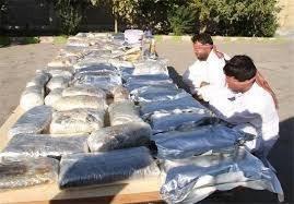 کشف بیش از ۳۸ تن مواد مخدر در خراسانجنوبی