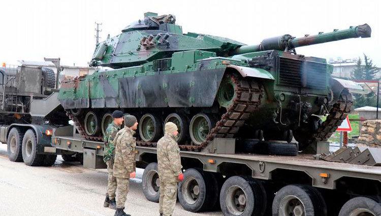 ترکیه در سوریه به دنبال چیست؟