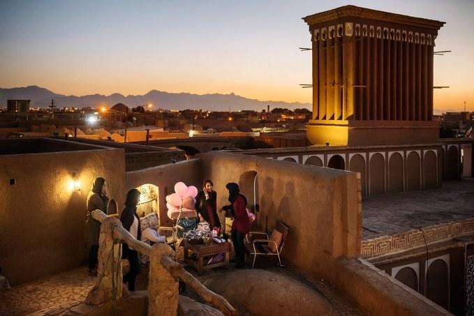 تصاویر عکاس ایتالیایی از زندگی خصوصی مردم ایران