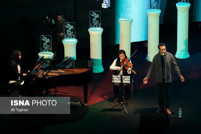 (تصاویر) حواشی افتتاحیه جشنواره فیلم فجر