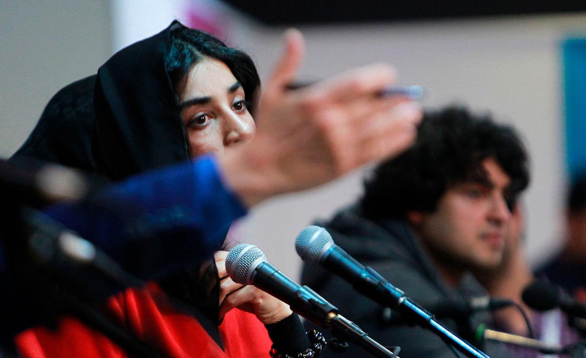 (تصاویر) جنجال ادامهدار خانم بازیگر