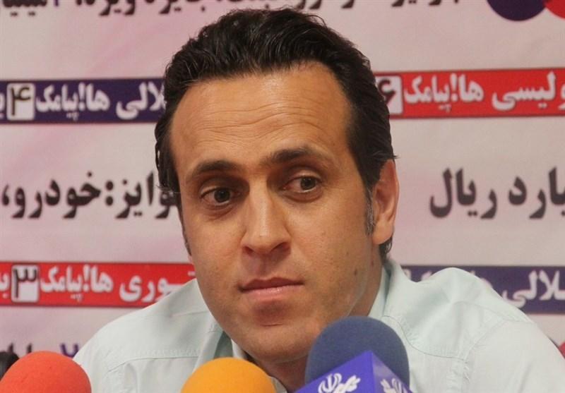 علی کریمی از حضور در نشستهای خبری منع شد ,