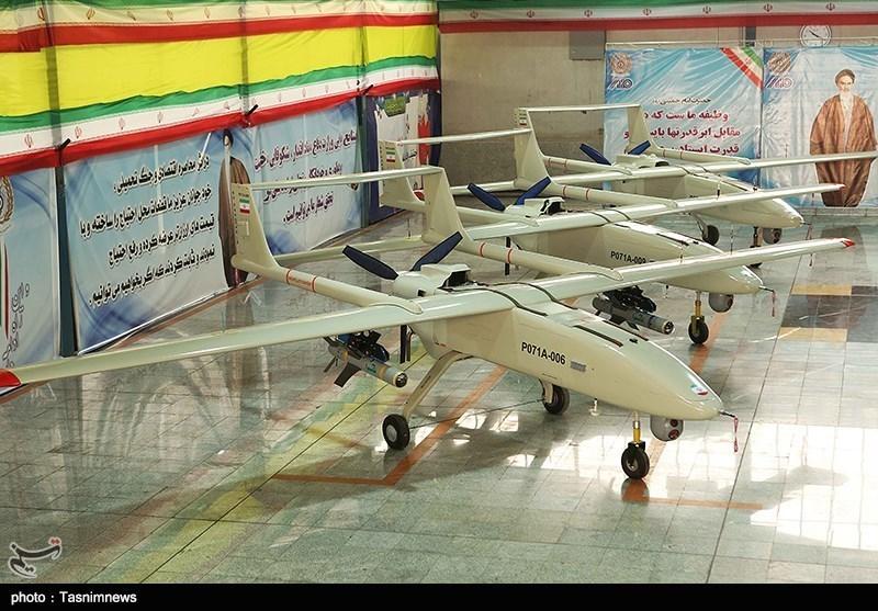 عکس| جدیدترین پهپادهای ایران را ببینید