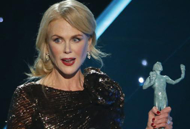 (تصاویر) مراسم جوایز انجمن بازیگران آمریکا