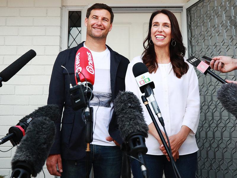 حاشیه های بارداری یک نخست وزیر