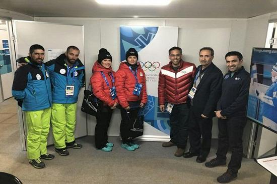 المپیکیهای ایران هدیههای سامسونگ را گرفتند