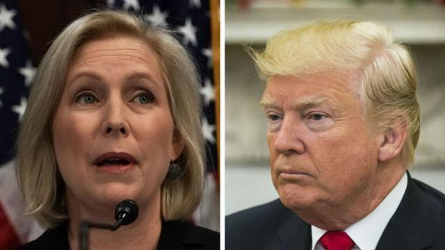 سناتور آمریکایی خواهان استعفا ترامپ به علت اتهامات آزار جنسی شد