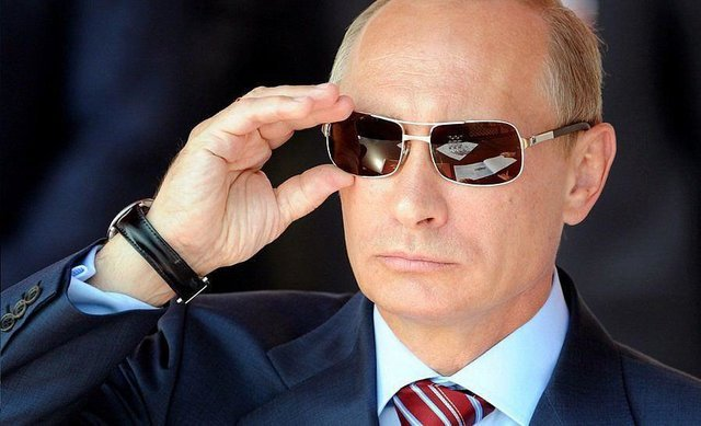 بالاخره پوتین مریض شد!