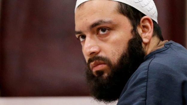 بمبگذار نیویورک به حبس ابد محکوم شد