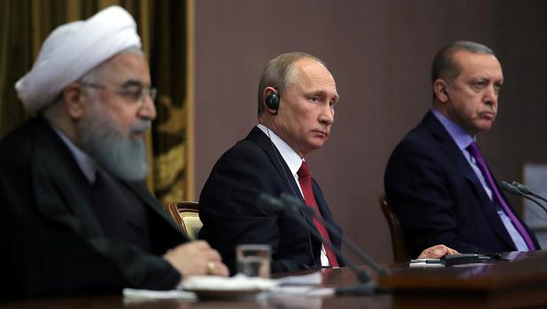 چه چیزی باعث همگرایی ایران، روسیه و ترکیه در سوریه شد؟
